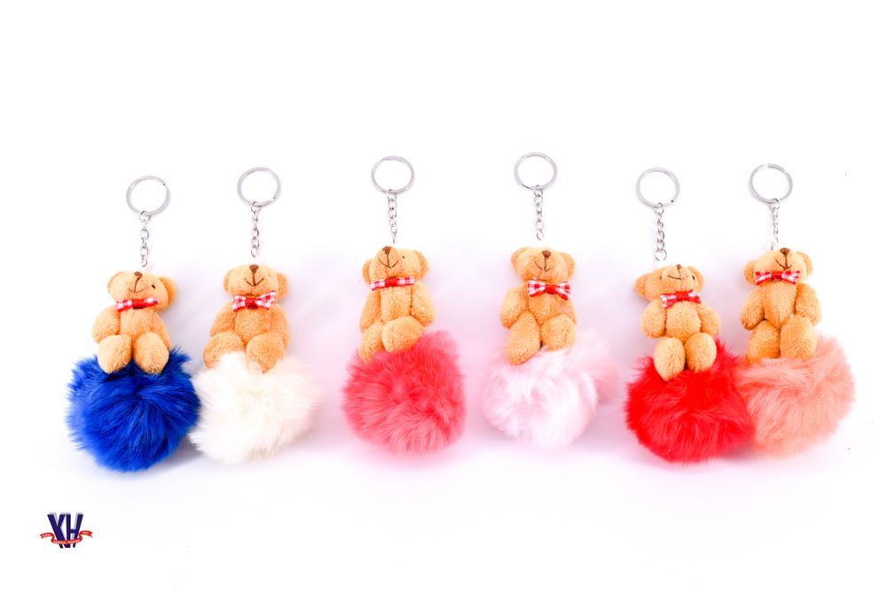 key holder Stuffed animal's